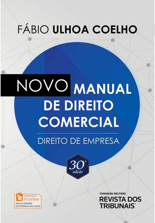 Novo-Manual-de-Direito-Comercial---Direito-de-Empresa---30ª-Edicao