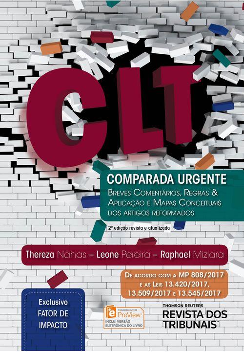 CLT-Comparada-Urgente---2ª-Edicao