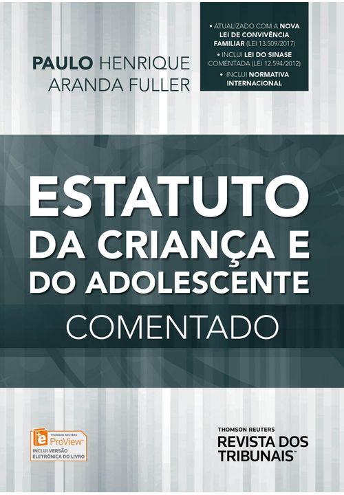 Comentarios-ao-Estatuto-da-Crianca-e-do-Adolescente-1ª-Edicao