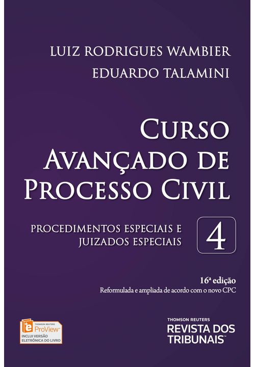Curso-Avancado-de-Processo-Civil---Procedimentos-Especiais-e-Juizados-Especiais----V.4---16ª-Edicao