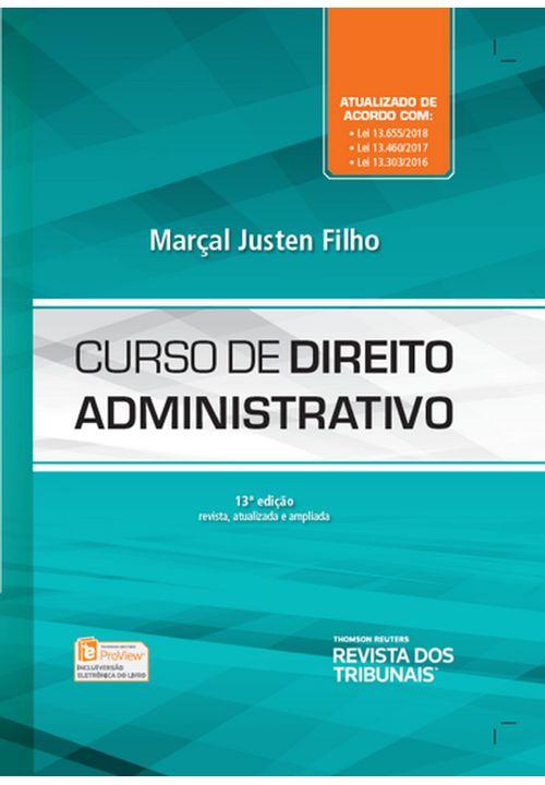 Curso-de-Direito-Administrativo---13ª-Edicao