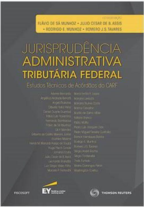 Jurisprudencia-Administrativa-Tributaria-Federal