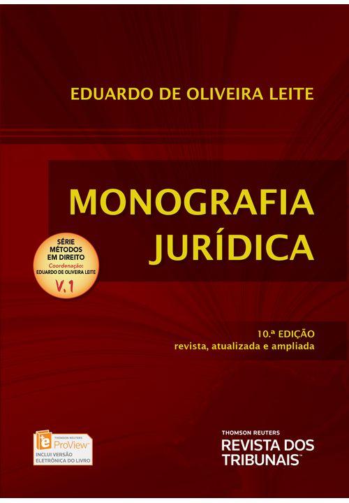 Monografia-Juridica---10ªEdicao