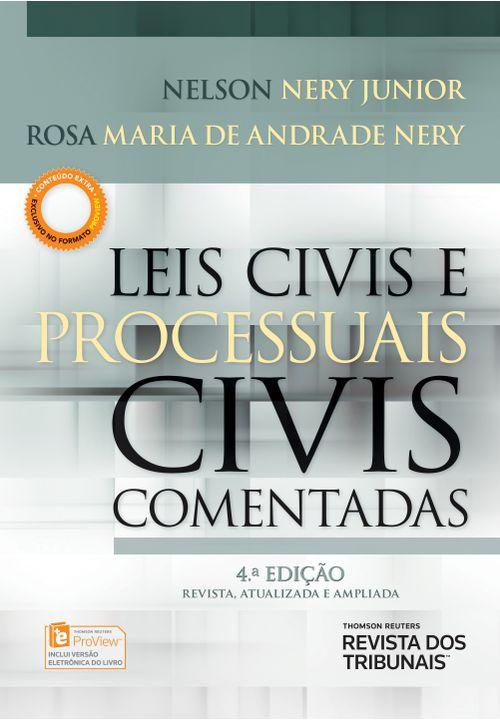 Leis-Civis-e-Processuais-Civis-Comentadas---4ª-edicao