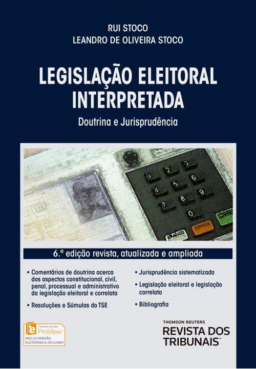 Legislacao-Eleitoral-Interpretada-6ª-Edicao