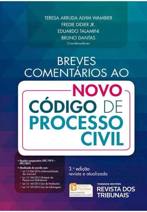 Breves-Comentarios-ao-Codigo-de-Processo-Civil---3ª-Edicao