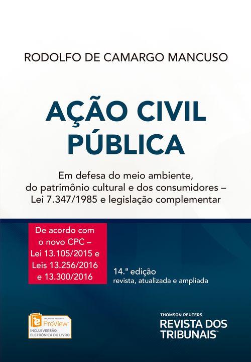 Acao-Civil-Publica---14ª-Edicao