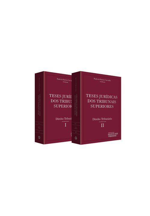 Teses-Juridicas-do-Tribunais-Superiores---Direito-Tributario