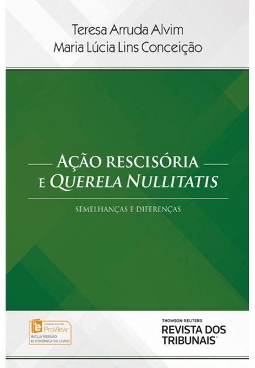 Acao-rescisoria-e-querela-nullitatis