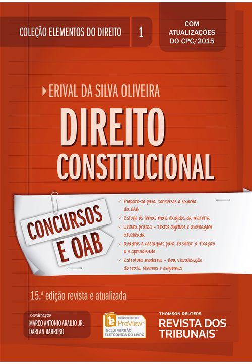 Colecao-Elementos-do-Direito-Volume-01---Direito-Constitucional---15ª-Edicao