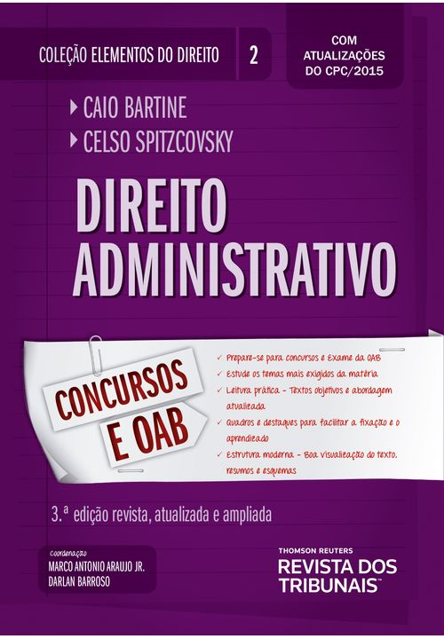 Colecao-Elementos-do-Direito-Volume-02---Direito-Administrativo---3ª-Edicao