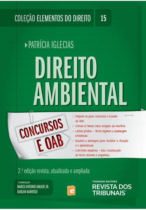 Colecao-Elementos-do-Direito-Volume-15---Direito-Ambiental---2ª-Edicao-