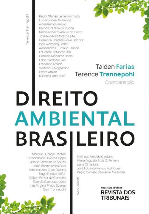 Direito-Ambiental-Brasileiro---1ª-Edicao-