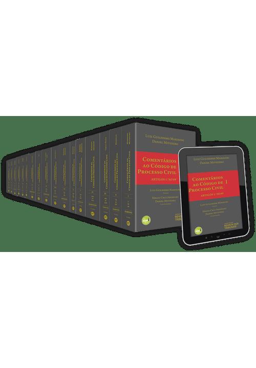 Comentarios-ao-Codigo-de-Processo-Civil---Colecao-com-17-volumes