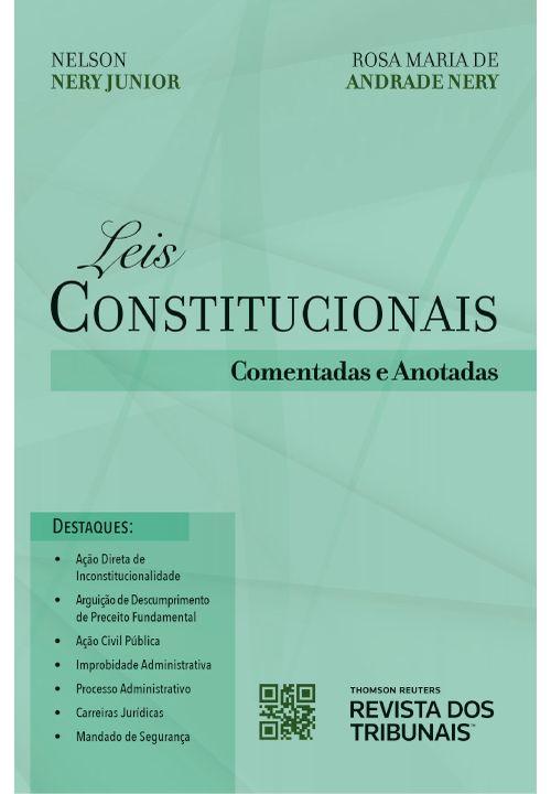 Leis-Constitucionais-Comentadas-e-Anotadas