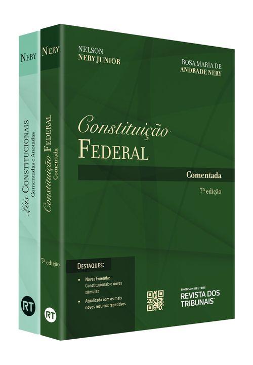 Kit-Constituicao-Federal-Comentada---Leis-Constitucionais-Comentadas-e-Anotadas