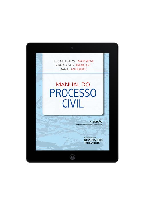 E-book---Manual-do-Processo-Civil---4ª-Edicao