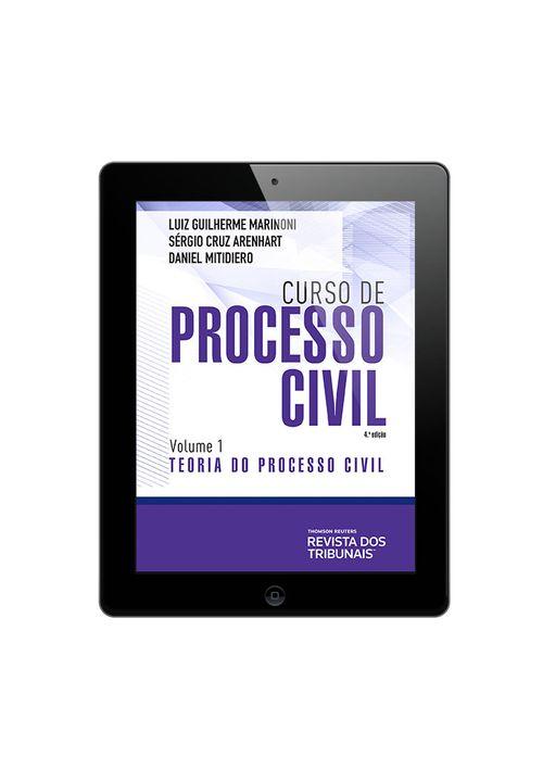 E-book---Curso-de-Processo-Civil---V.-1---4ª-Edicao