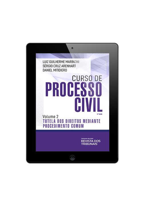 E-book---Curso-de-Processo-Civil---V.-2---5ª-Edicao