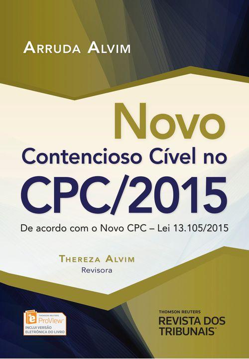 Novo-Contencioso-Civel-no-CPC-2015