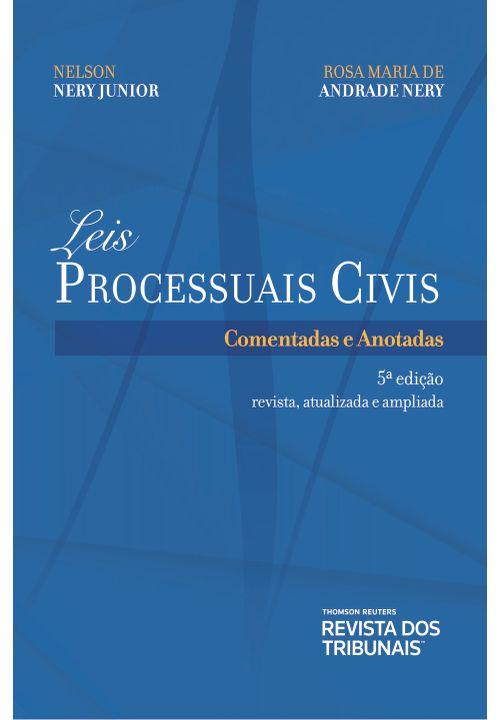 Leis-Processuais-Civis-Comentadas-e-Anotadas-5º-edicao