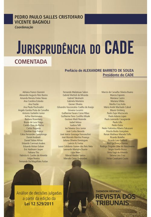 Jurisprudencia-do-CADE-Comentada