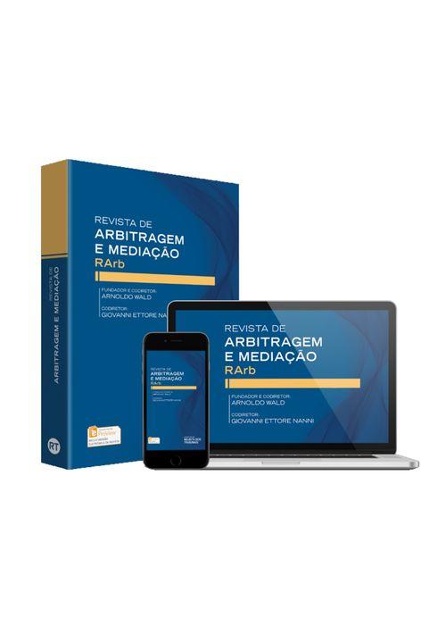 Revista-de-Arbitragem-e-Mediacao---Colecao-de-2017---04-Volumes