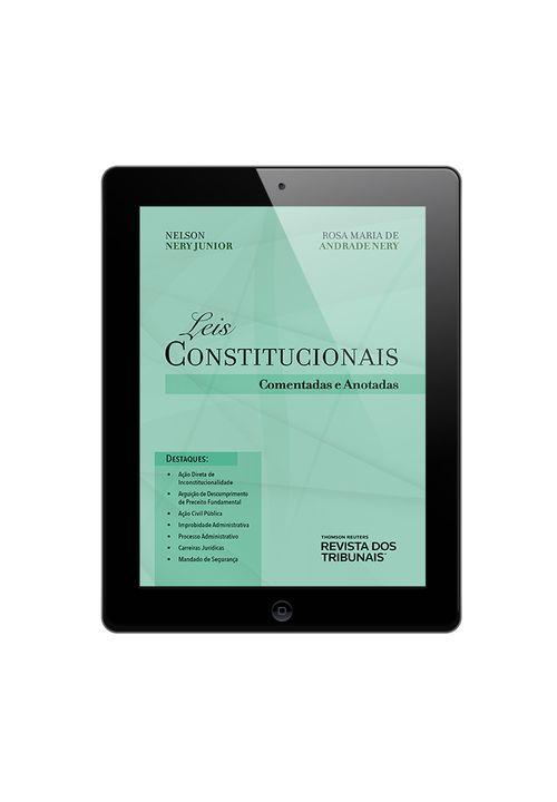 E-book---Leis-Constitucionais-Comentadas-e-Anotadas