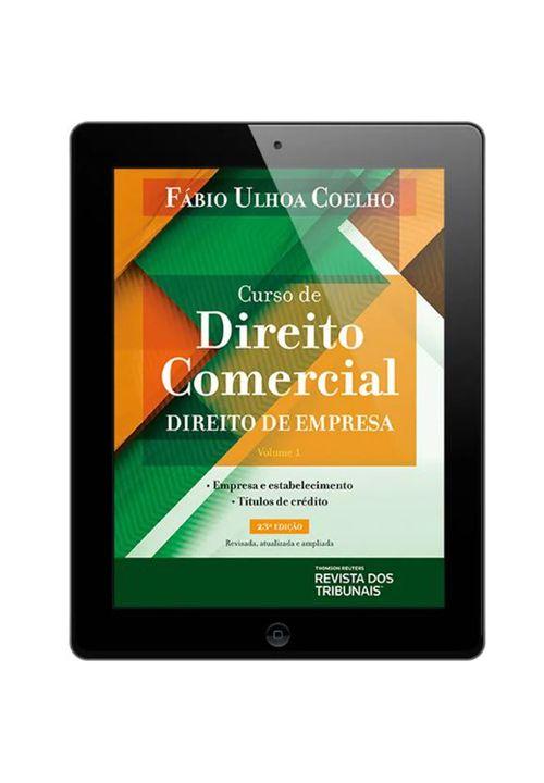 Curso-de-Direito-Comercial--Volume-1-23º-edicao