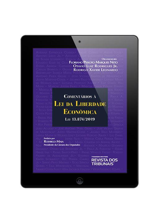 E-BOOK---Comentarios-a-Lei-da-Liberdade-Economica--Lei-13874-2019