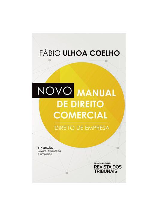 Novo-Manual-de-Direito-Comercial-31º-edicao