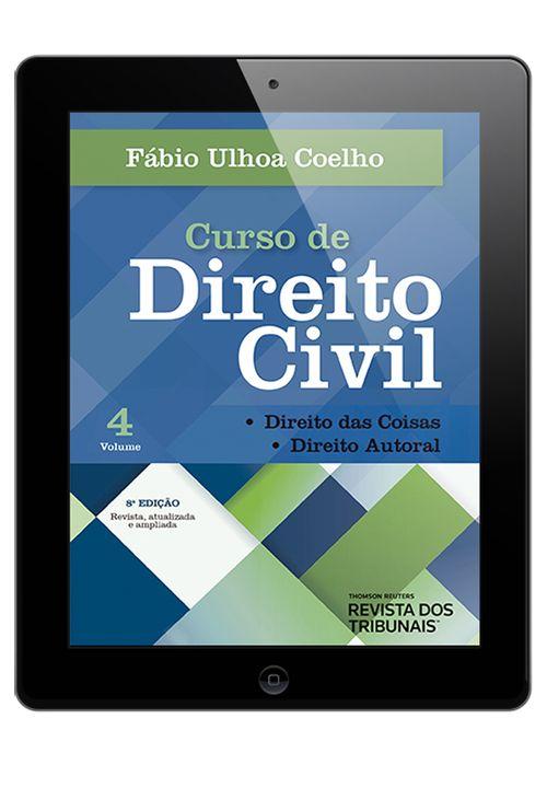 E-book--Curso-de-Direito-Civil-Volume-4-Direito-das-Coisas-Direito-Autoral-8º-edicao
