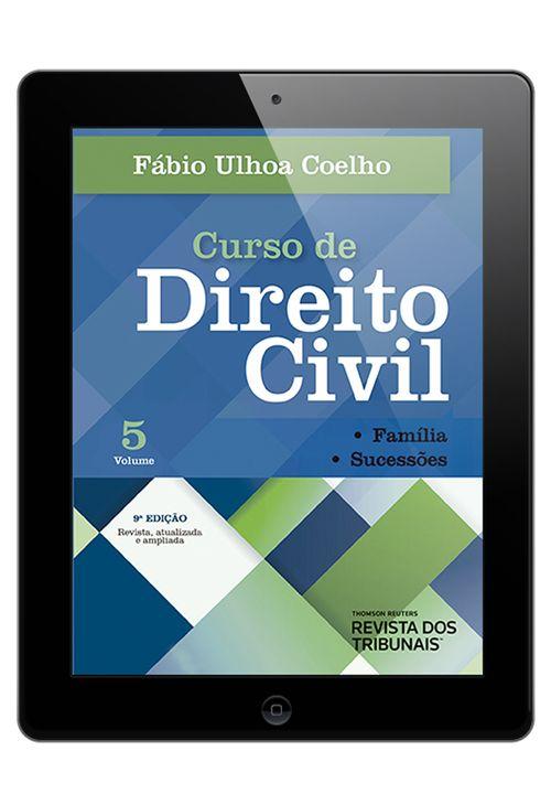 E-book--Curso-de-Direito-Civil-Volume-5-Familia-e-Sucessoes-9º-edicao