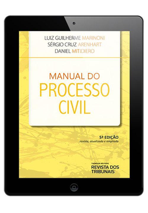 E-book---Manual-de-Processo-Civil-5º-edicao