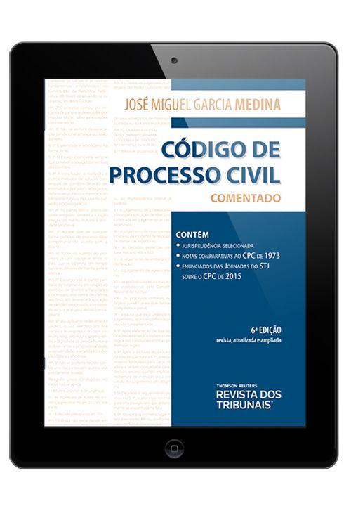 E-book---Codigo-de-Processo-Civil-Comentado-6ºedicao