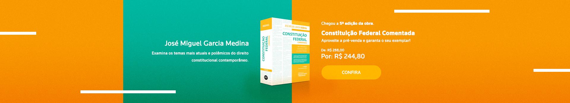 Constituição Federal Comentada 5º edição
