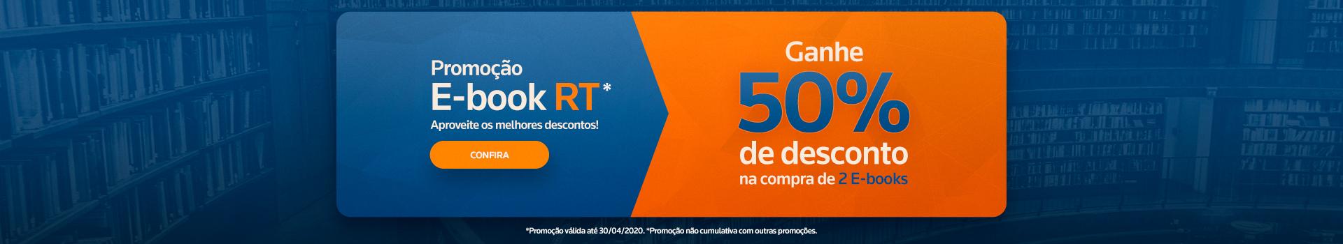 2 E-books 50%
