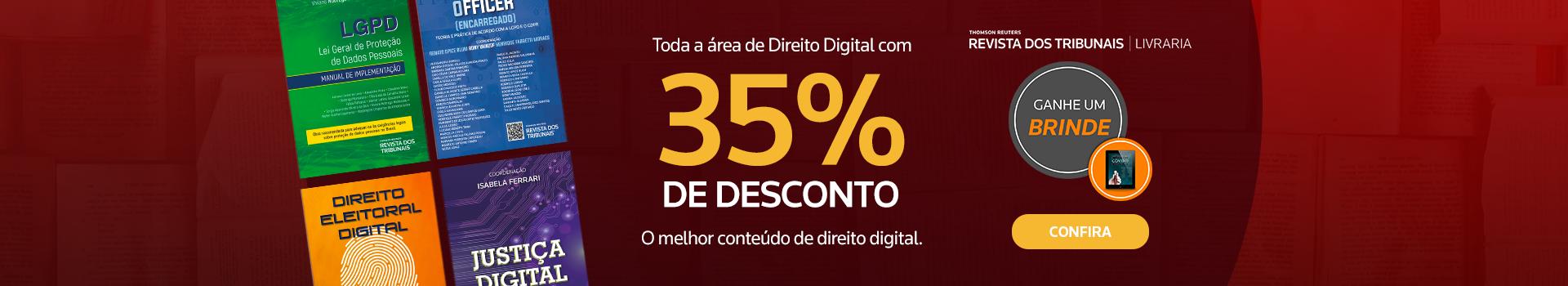 Direito Digital 35%