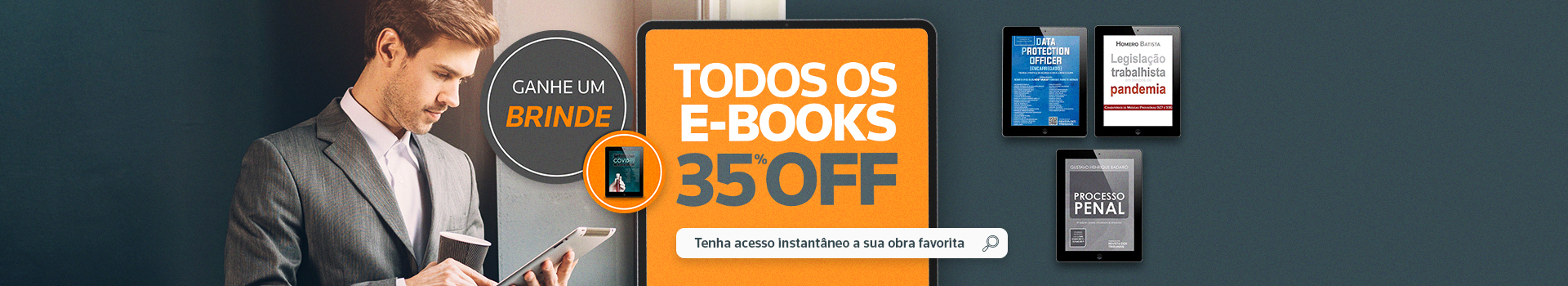 E-books 35%OFF