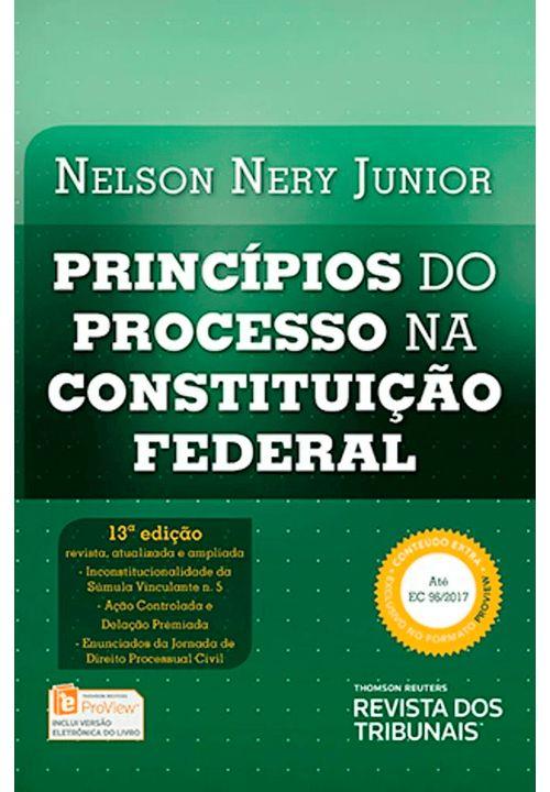 Principios-do-Processo-na-Constituicao-Federal---13ª-Edicao