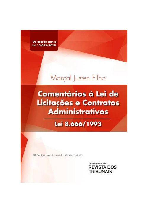Comentarios-a-Lei-de-Licitacoes-e-Contratos-Administrativos-18º-edicao---Livraria-RT