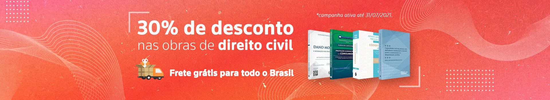 Campanha processo civil e direito civil